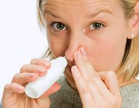 nasal decongestant spray