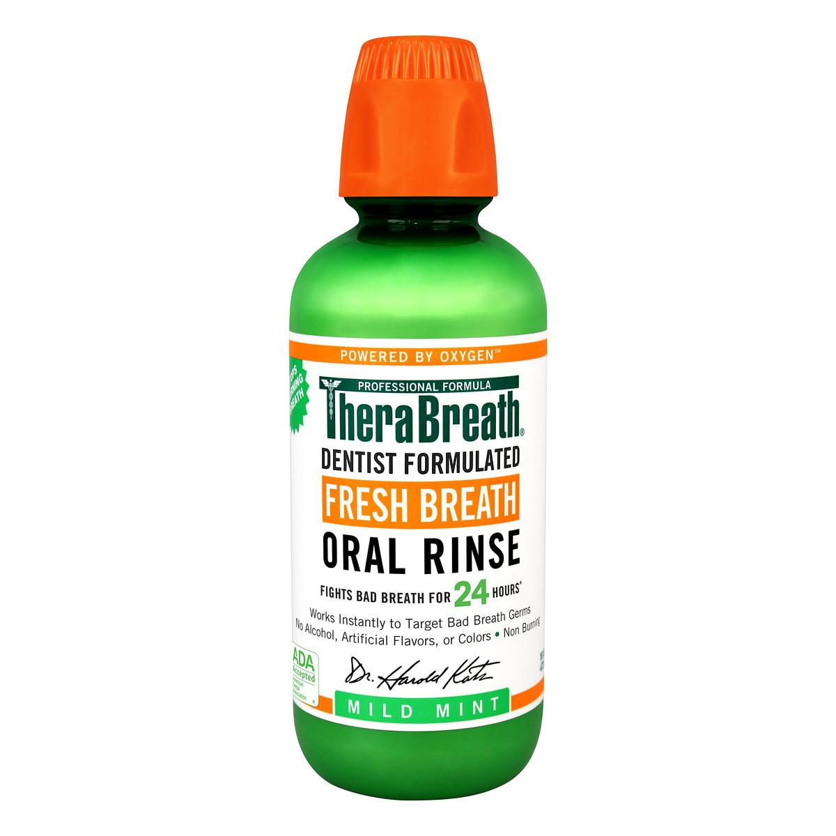 oral rinse